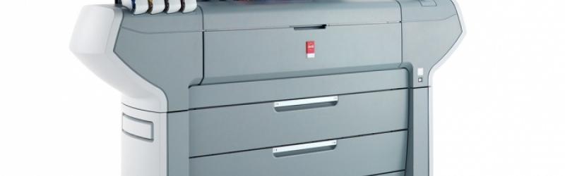 Плоттер OCE ColorWave 650 на уникальных условиях!