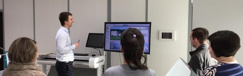 Широкоформатные сканеры: аппаратные и программные возможности – итоги семинара